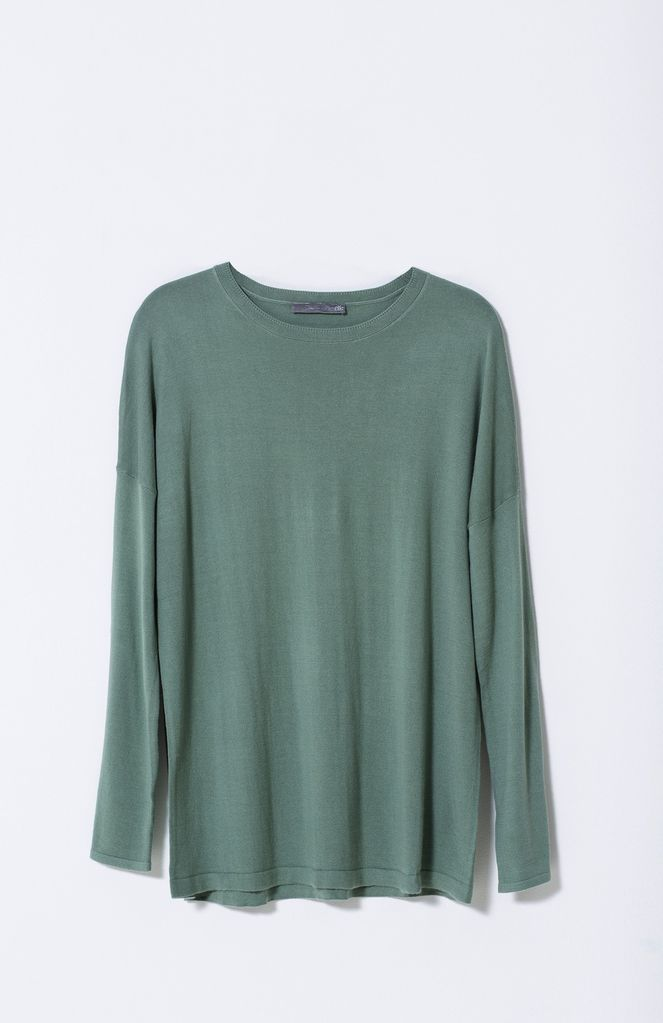 Australia XS Lichen Light Knit Sweater