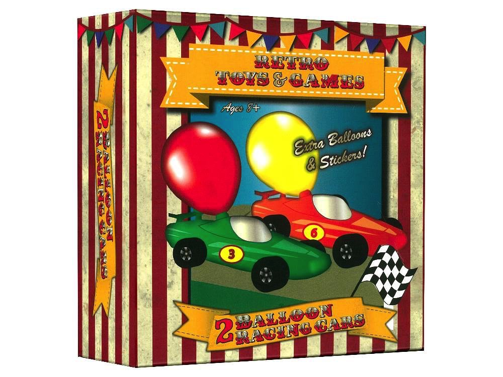 Australia 2 BALLOON RACING CARS
