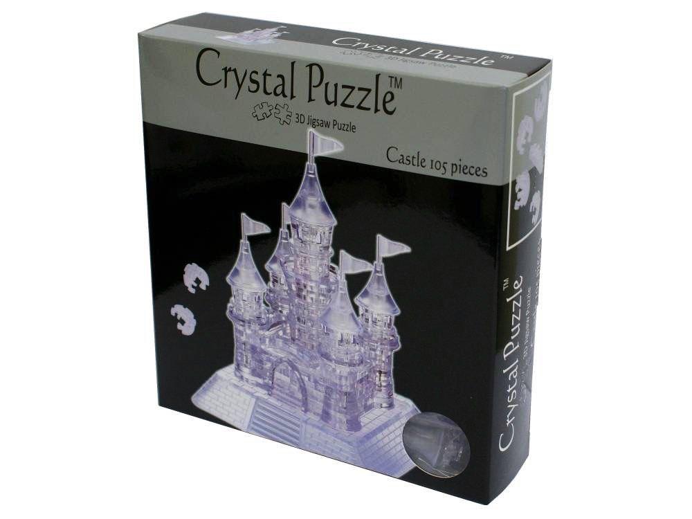 Australia 3D CASTLE CRYSTAL PUZZLE