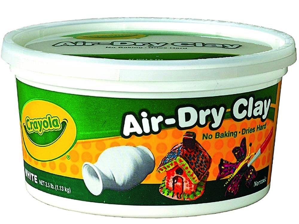 Australia AIR DRY CLAY WHITE 1.13kg