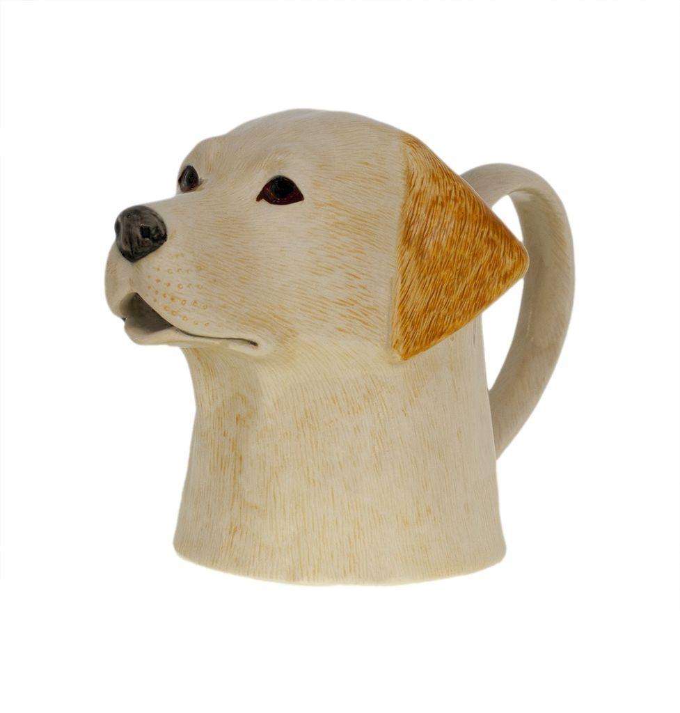Europe Labrador jug Gold Small (discontinued*)