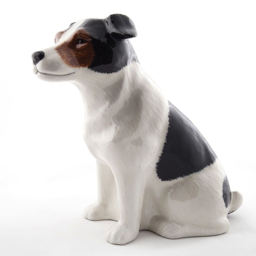 Europe Jack Russell money box br/b/wh