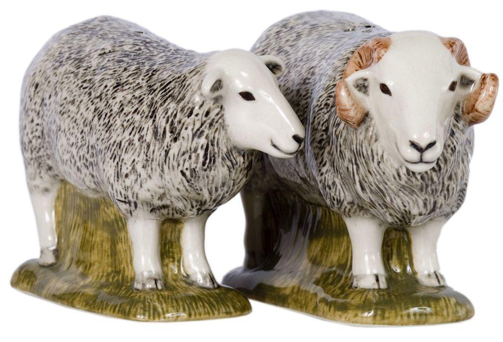 Europe Herdwick salt and pepper (sheep)