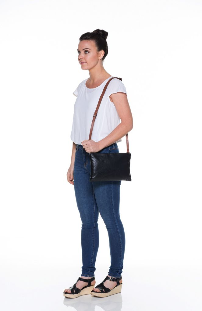 Australia Black Grunn Small Bag