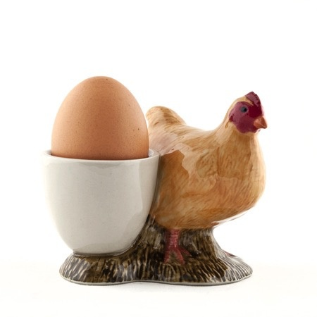 Europe Buff Orpington with egg cup (chicken)