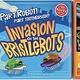 Australia INVASION OF THE BRISTLEBOTS