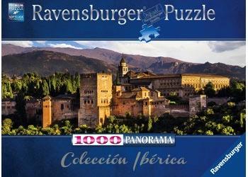 Australia Ravensburger - Alhambra, Granada 1000pc Puzzle