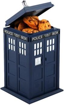 Australia Dr Who - TARDIS Cookie Jar (DR48)