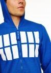 Australia Dr Who - TARDIS Jumpsuit with Hood