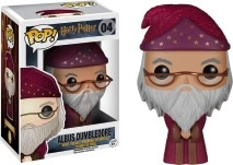 Australia Harry Potter - Albus Dumbledore Pop!