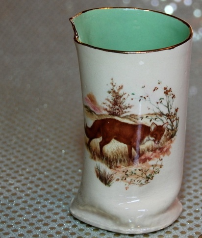 Europe Foxy Drawers - Small Vase