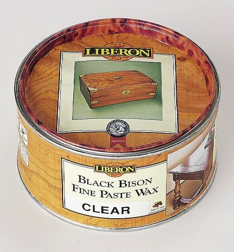 Australia Wax Polish Black Bison Clear 500ML