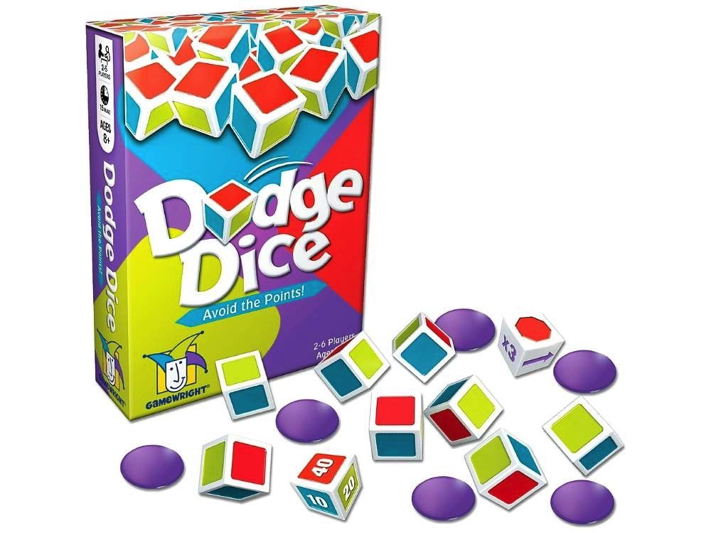 Australia DODGE DICE Family Dice Game