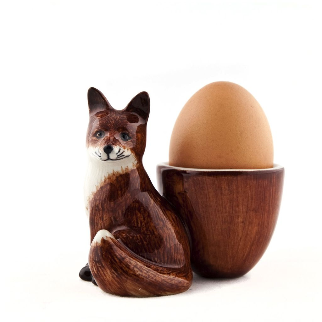 Europe Fox with Egg Cup