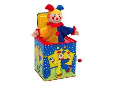 Australia JACK IN A BOX