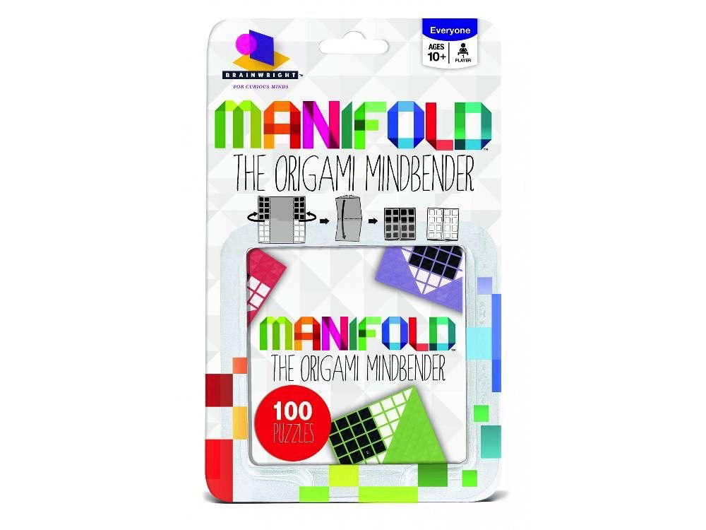 Australia MANIFOLD Origami Mind Bender