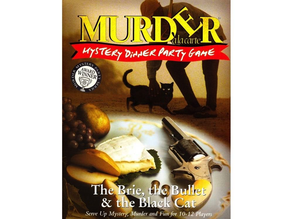 Australia MURDER MYSTERY BRIE,BLACK CA