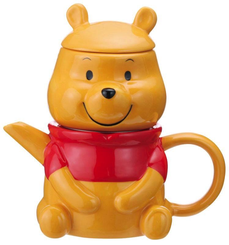 Australia Pooh Tea for One Set