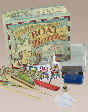 Australia BOAT IN A BOTTLE KIT