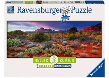 Australia Rburg - Magical Desert 1000pc Puzzle
