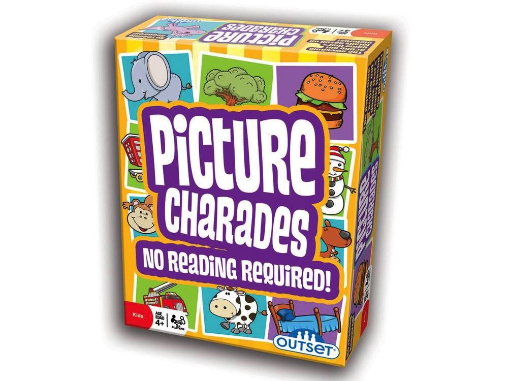 Australia PICTURE CHARADES FOR KIDS