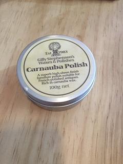 Australia Carnauba Polish 100g