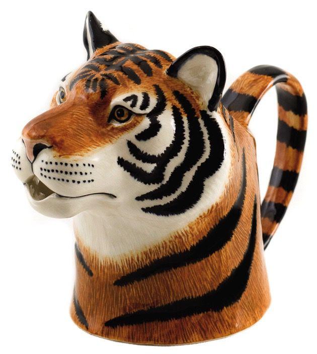 Europe Tiger Jug large
