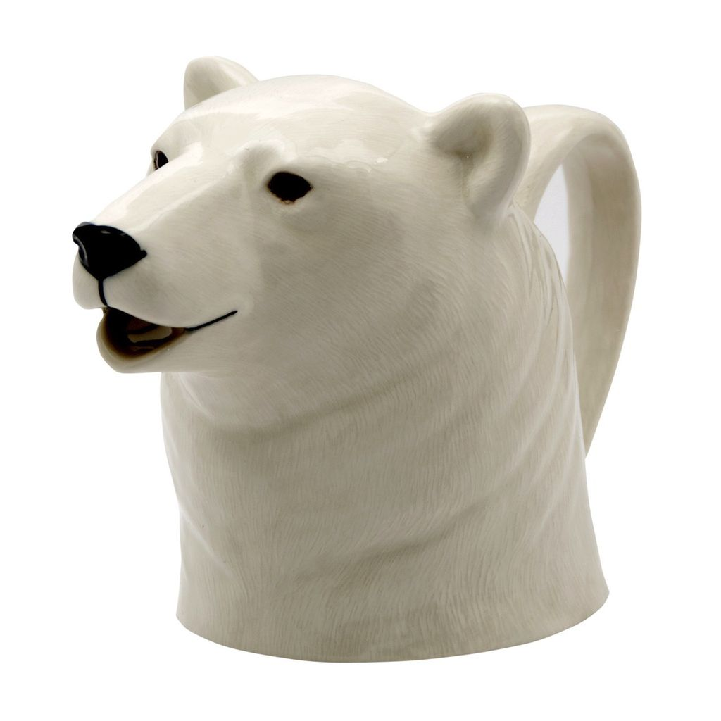 Europe Polar Bear jug medium