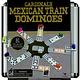 Australia DOMINOES,MEXICAN TRAIN,ALUM.