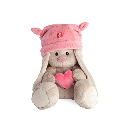 Other Zaika Mi in a pink hat with heart (baby)