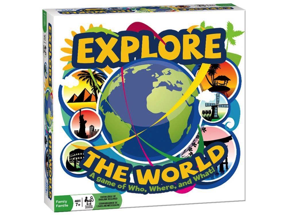 Australia EXPLORE THE WORLD BOARD GAME