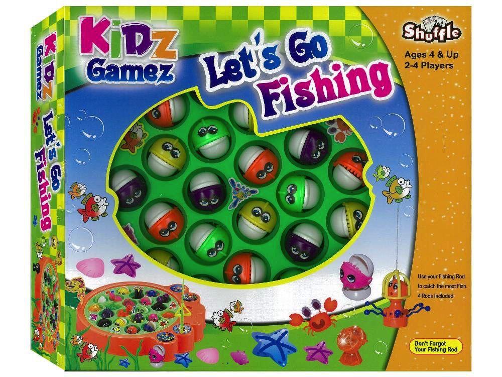 Australia LET'S GO FISHING
