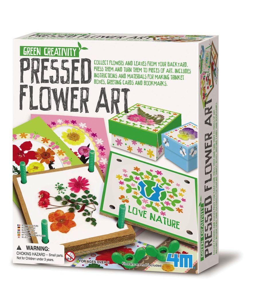 Australia PRESSED FLOWER ART