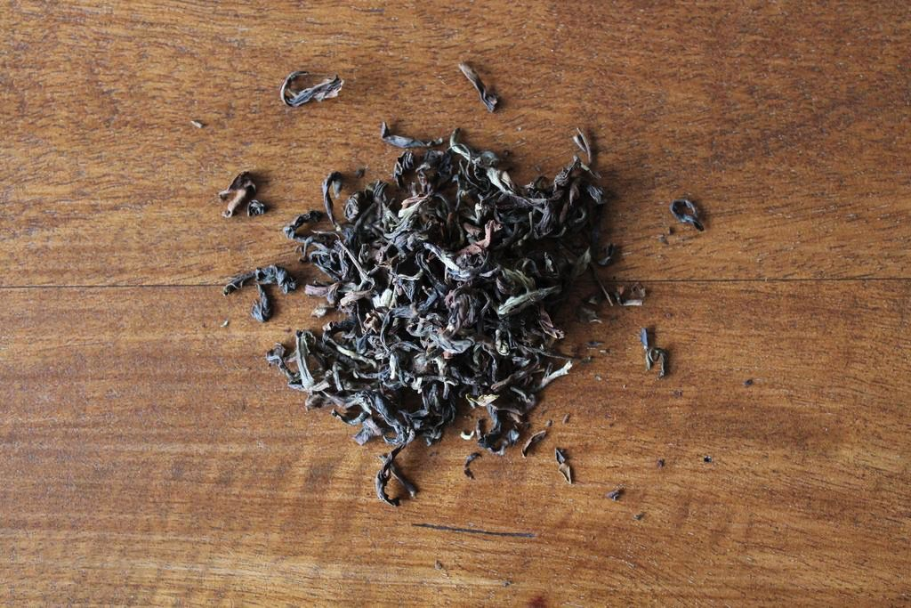 Australia Wilted Organic Oolong 50g