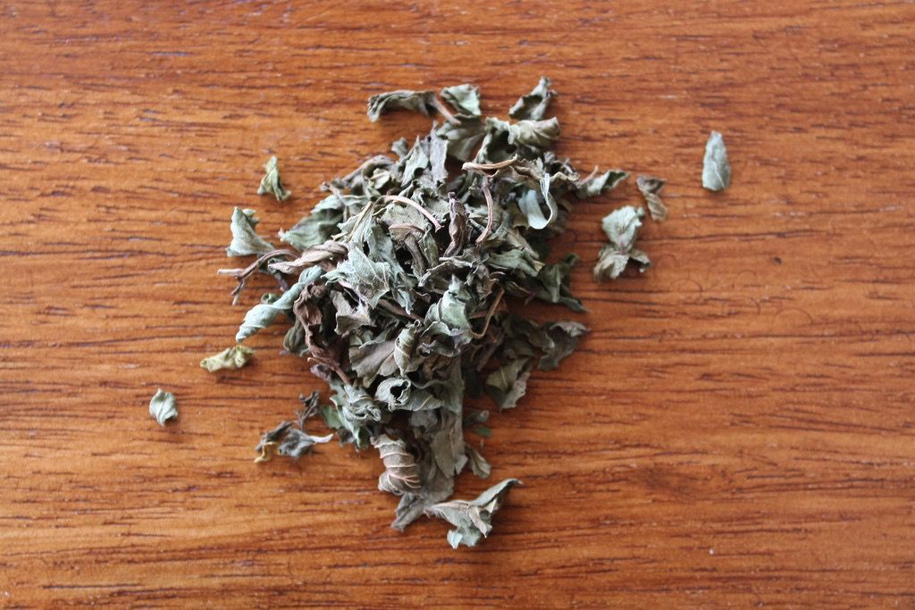 Australia Wilted Peppermint 50g