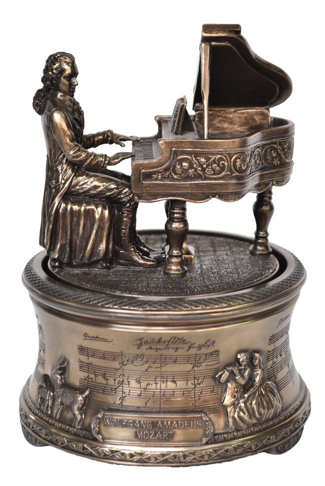 Australia Music Box - Mozart