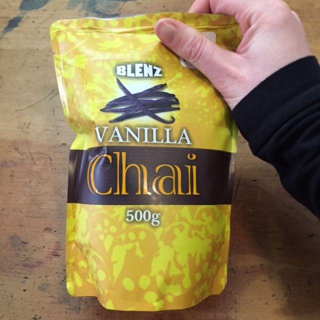 Australia Vanilla Chai 500g - Blenz