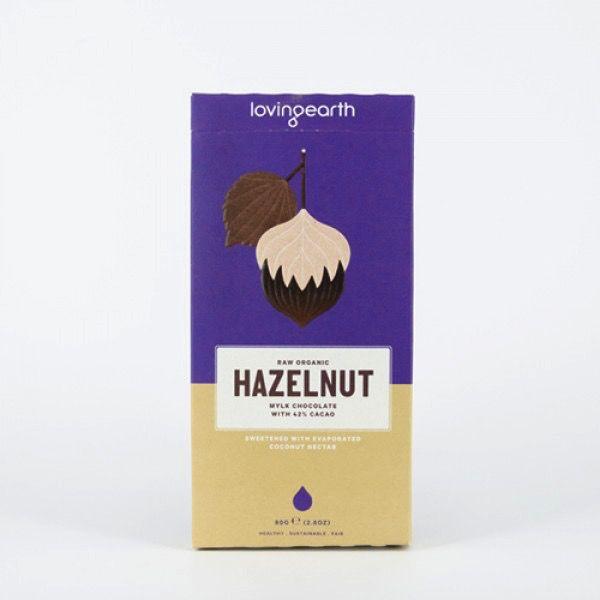 Australia Hazelnut Mylk Chocolate 80g