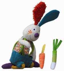 Australia Jeff the Rabbit Activity Set