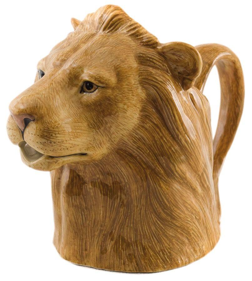 Europe Lion Jug small