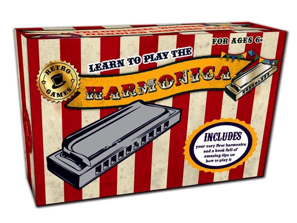 Australia HARMONICA RETRO BOX