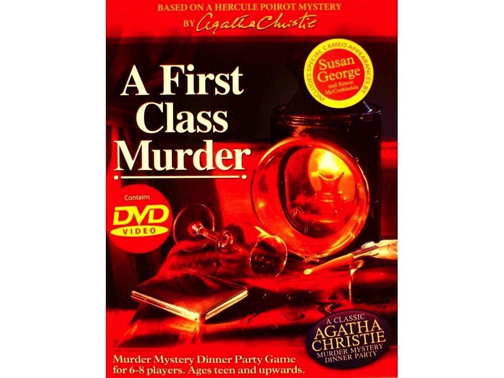 Australia MURDER MYSTERY 1st CLASS MUR