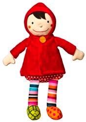 Australia Red Riding Hood Large Doll
