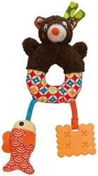 Australia Bear Rattle Toy