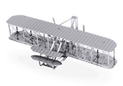 Australia Metal Earth - Wright Brothers Plane