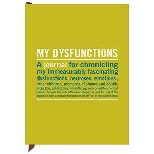 Australia Inner Truth Journals - My Dysfunctions