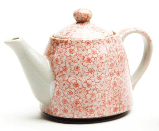 Australia Maple RED Teapot (450ml)
