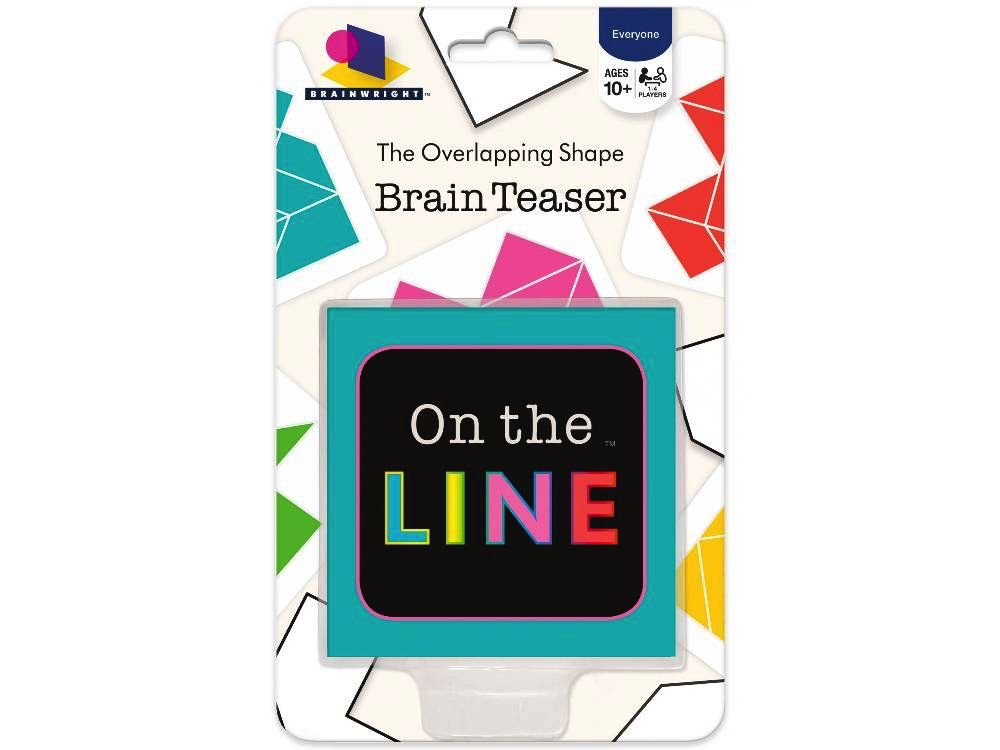 Australia ON THE LINE Brainteaser Puzz