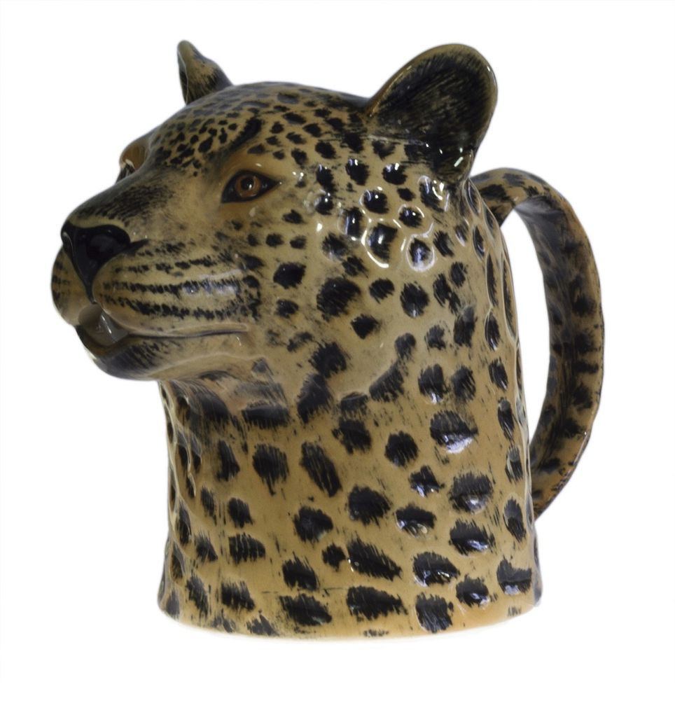 Europe Leopard Jug large