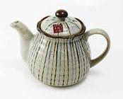 Australia Juso Stripe Teapot
